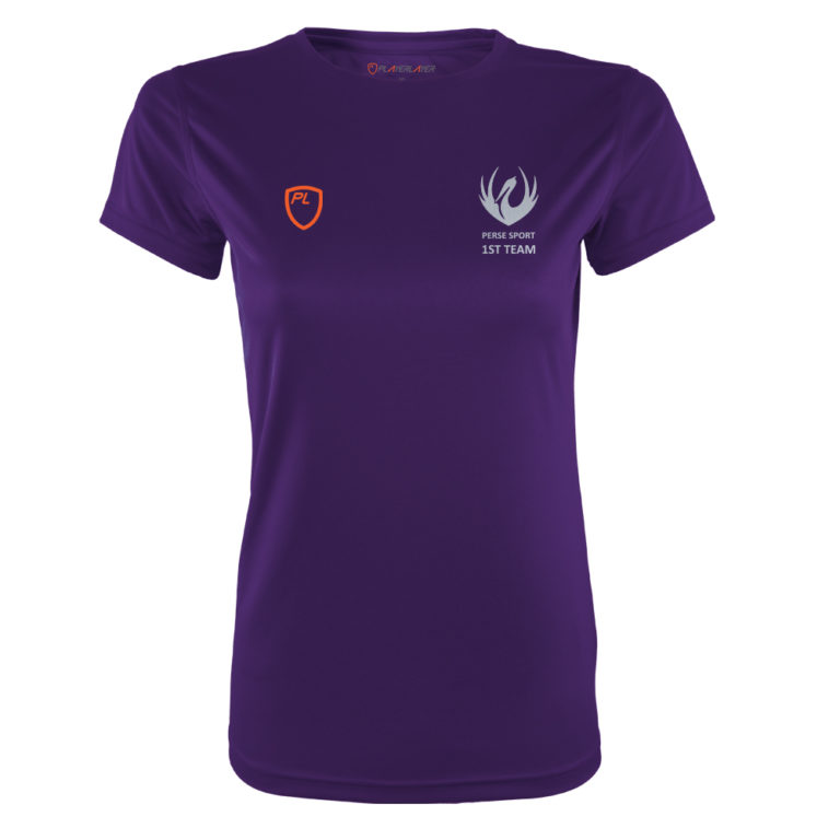 Womens VictoryLayer Tee Front